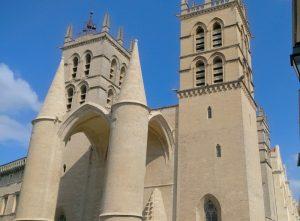 Cathédrale de Montpellier... ou forteresse ?