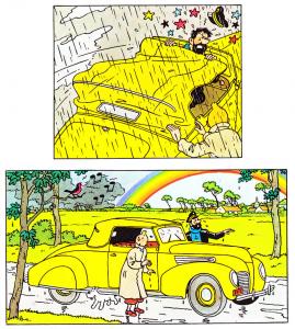 haddock-capote-voiture