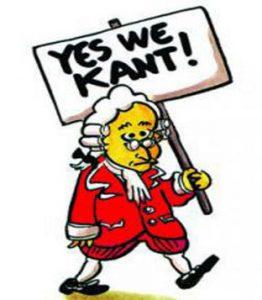 Kant-yes-we-kant